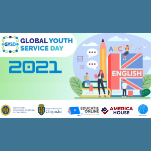 """Global Youth Service Day 2021"""
